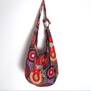 Handbags - Large Hobo Bag Bohemian